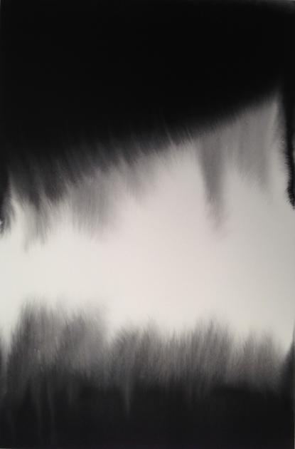 No.1 ink on paper, 54x35.5cm, 2015