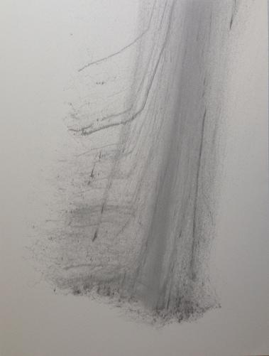 No.90 graphite on paper, 41x31cm, 2014