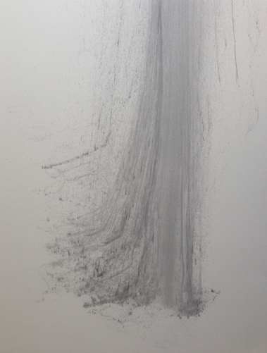 No.93 graphite on paper, 41x31cm, 2014
