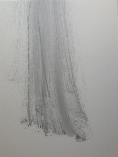 No.98 graphite on paper, 41x31cm, 2014